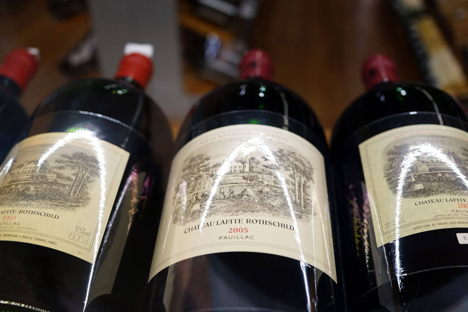 Lafite Rothschild stable released