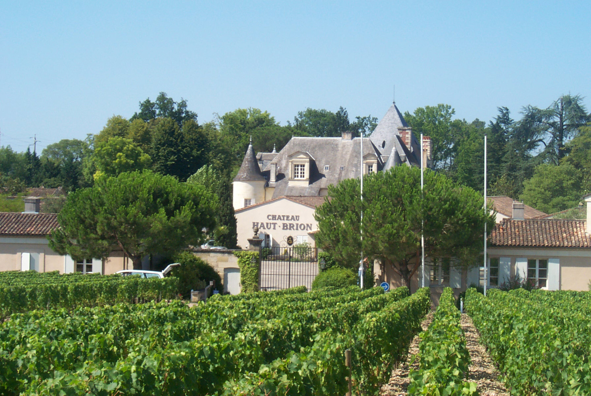 First Growth Haut Brion released
