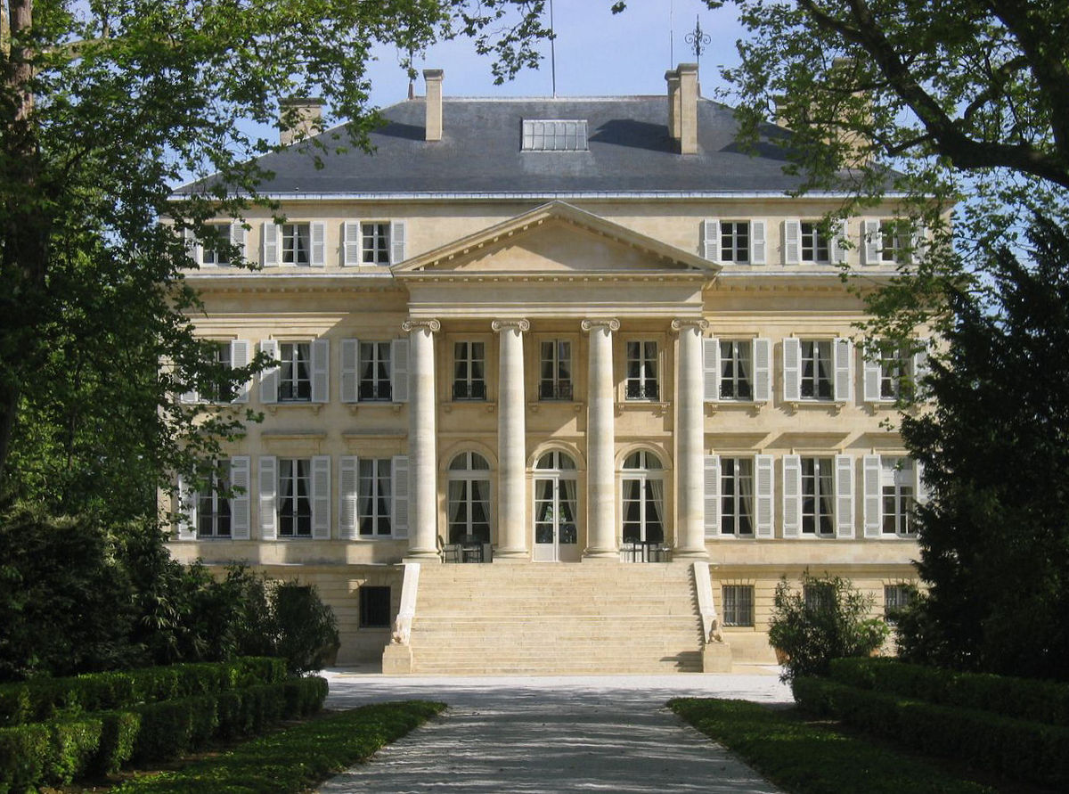 Chateau Margaux 2020 released